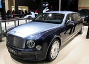 Bentley Mulsanne Paragon by Duchatelet is gigantisch