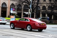 Rolls-Royce Wraith sells better than expected