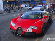 A very expensive pacakge: Bugatti Veyron 16.4 by Project Kahn