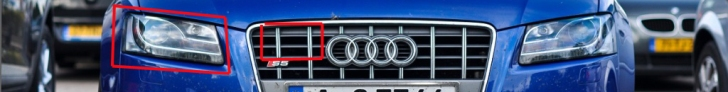 Recognizing cars: Audi S5 & RS5