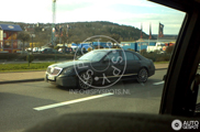 Spyspot: Mercedes-Benz S 63 AMG W222