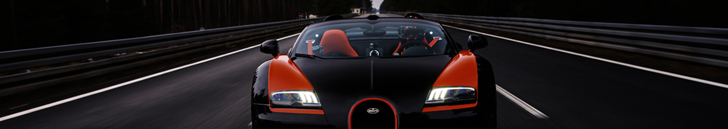 Bugatti sets a new world record