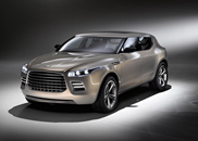 Aston Martin SUV isn't expected before 2017