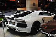 Affolter makes a 'Le Mans' version of the Aventador LP700-4