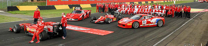 Event: Ferrari Racing Days Sydney