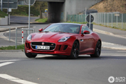 Jaguar F-TYPE S Coupé will perk up the streets