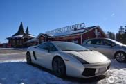 Lamborghini Gallardo SE does not shun the cold in Finland