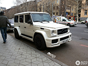 Hamann Spyridon is a muscular Mercedes-Benz G-Class