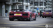Novitec Torado racing through London