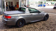 BMW M3 pick-up gespot in Zuid-Afrika
