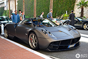 Dit is de Huayra van Horacio Pagani