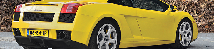 Photo report: Lamborghini Gallardo