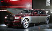 Beijing 2014: Rolls-Royce Phantom Pinnacle Travel Collection