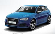 Audi releases RS3 Sportback configurator