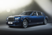 Rolls-Royce Phantom Limelight edition is built for the passengers