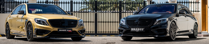 Special: a visit to Brabus Middle East