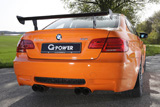 G-Power upgrade M3 GTS weer