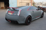 Tough Cadillac CTS-V Coup thanks to Differently Kit