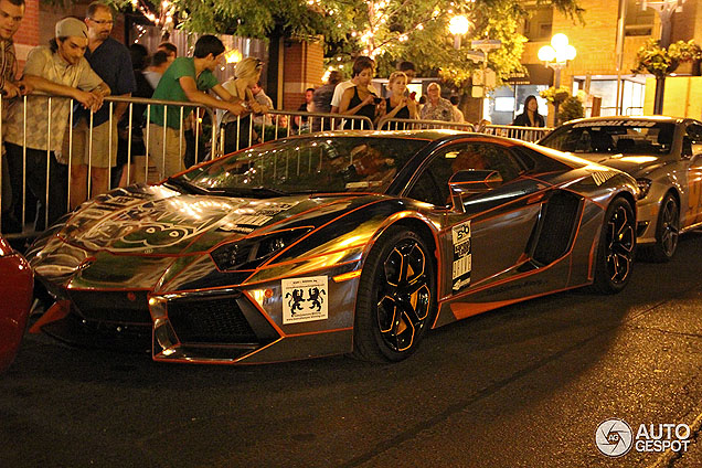 Gumball 3000 2012: dayreport five, the start!