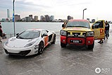 Gumball 3000 2012: daily report six, Toronto to Indianaopolis!