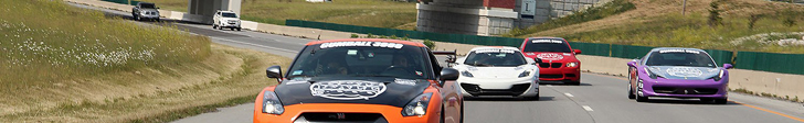 Gumball 3000 2012: daily report six, Toronto to Indianapolis!