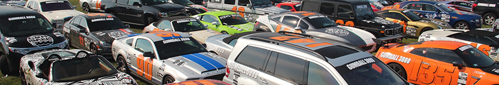 Gumball 3000 2012: dagverslag zeven, Indy 500!