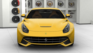The new Ferrari F12berlinetta configurator