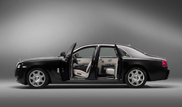 Efficient: the Rolls-Royce Ghost by Bespoke department