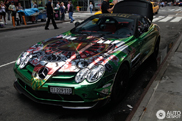 Gumball 3000: Team 86 spotted in New York City