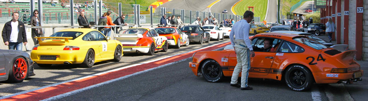 Evenement: Porsche Francorchamps Days