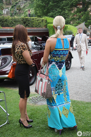 Villa d'Este 2012: a complete photo report
