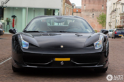 Spot van de dag: Ferrari 458 Spider 