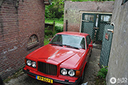 Spot van de dag: Bentley Turbo R