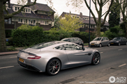 Spot van de dag: Aston Martin Vanquish 2013 in Rotterdam