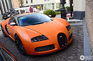 Spot van de dag: Bugatti Veyron 16.4 