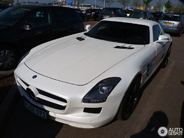 Spot van de dag: Mercedes-Benz SLS AMG GT
