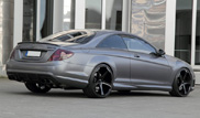 Mercedes-Benz CL 65 AMG door Anderson Germany is erg grijs