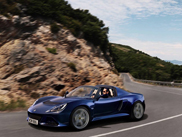 Great car for summer: Lotus Exige S Roadster