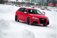 Driven in Poland: Audi RS3