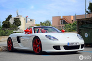 Beautiful composed Porsche Carrera GT