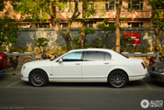 Spotted: Bentley Continental Flying Spur Speed China Limited Edition