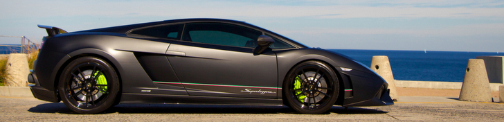 Beautiful: Lamborghini Gallardo LP570-4 Superleggera Edizione Tecnica