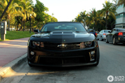 Gespot: zeldzame Chevrolet Camaro ZL1 Convertible