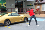 Usain Bolt gets his own Nissan GT-R Spec Bolt