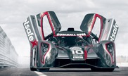 Jon Olsson's Gumball-car, what a brute!