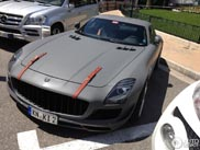 Mercedes-Benz SLS door Kicherer is ronduit apart