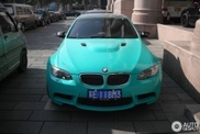 BMW M3 catches quite a lot of attention