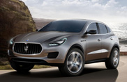 Maserati's SUV will be a German-Italian cocktail