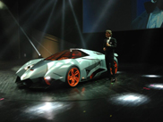 A surprise from Lamborghini: the Egoista!