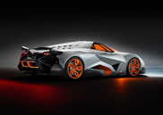 Lamborghini Egoista  je extremer, desto besser!